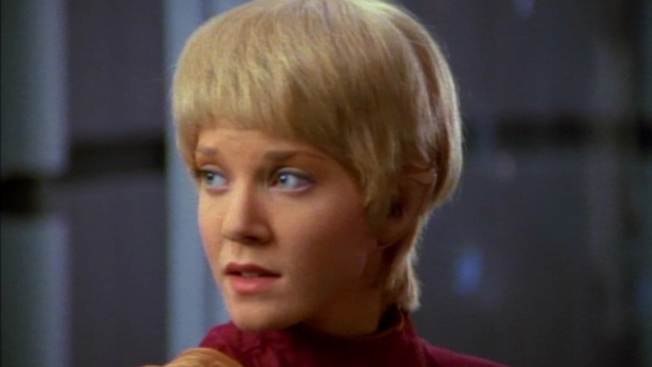 Former 'Star Trek' Actress Charged With Indecent Exposure