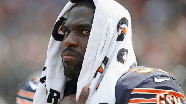 Chicago Bears LB Sam Acho Out for Season With Injury