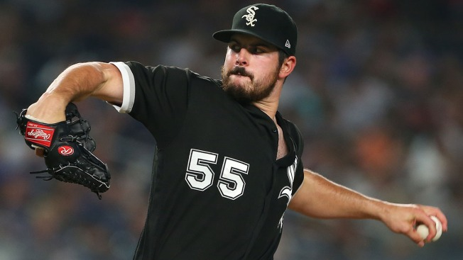 Carlos Rodon Set to Make Spring Debut as Sox Battle Rockies