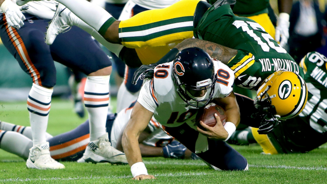 Packers Storm Back From 17-Point Deficit to Stun Bears