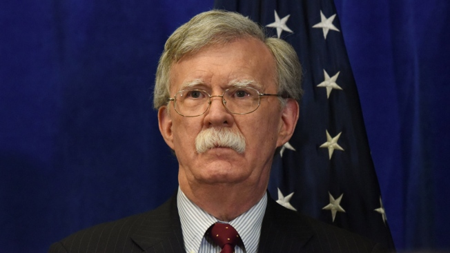 Bolton Says N. Korea Missile Tests Violated UN Resolutions, Trump Downplays Potential Threat