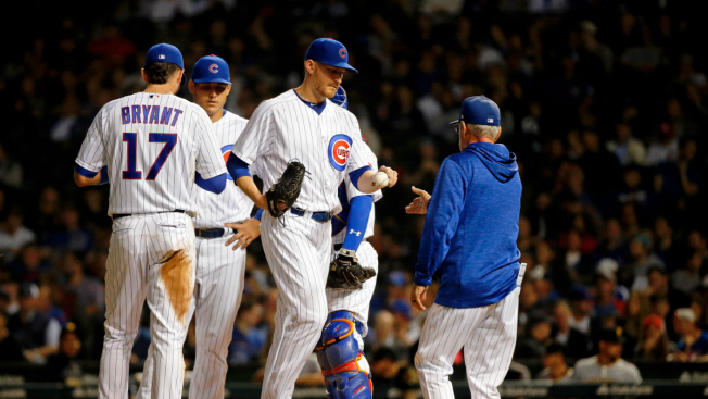 Cubs Lose to Pirates 6-0, Again Miss Clinch