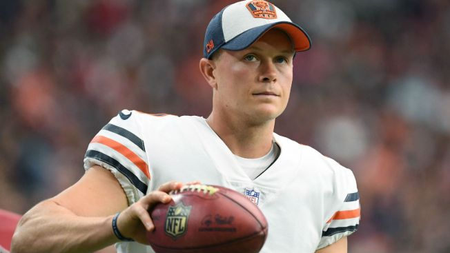 Chicago Bears K Cody Parkey to Work Out at Soldier Field This Week