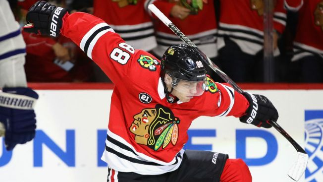 Patrick Kane Cements Unique Spot in History With Thursday Goal