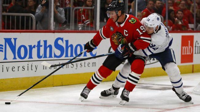 Blackhawks vs. Blues: Kane, Toews Hope to Lead Rebound vs. Hated Rivals