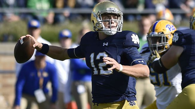 Notre Dame Makes College Football Playoff Field