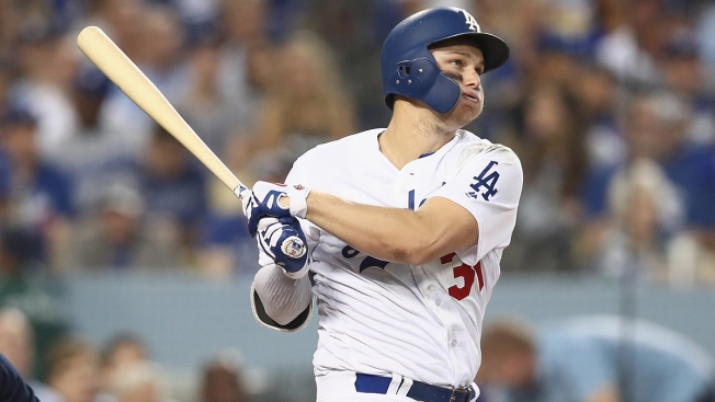 Reports: White Sox Discussing Joc Pederson Trade With Dodgers