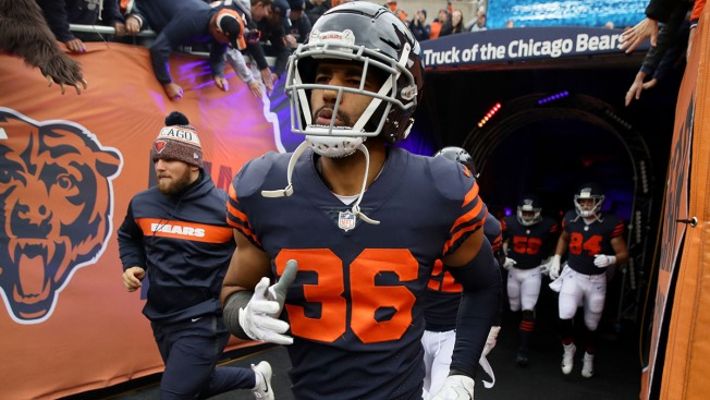 DeAndre Houston-Carson Signs 1-Year Deal With Bears