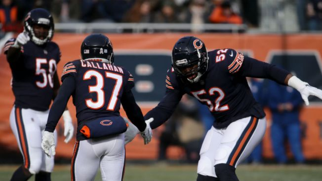 Grizzly Details: Bryce Callahan Shines, Cody Parkey Struggles in Divisional Win