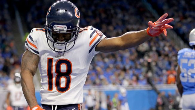Bears vs. Lions: Chicago's Week 12 Win in Photos