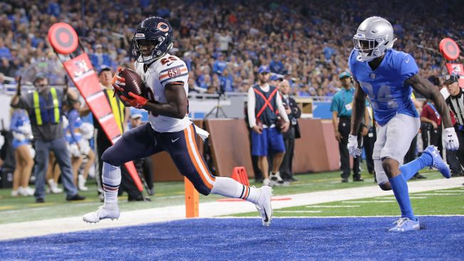 Chicago Bears Beat Detroit Lions for 5th Straight Win