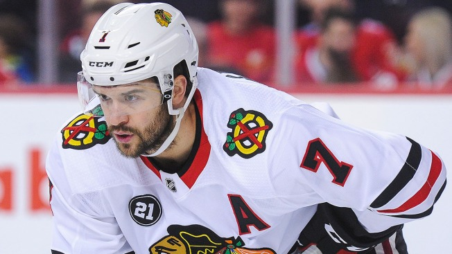 Brent Seabrook Declines to Waive No-Trade Clause, Report Says