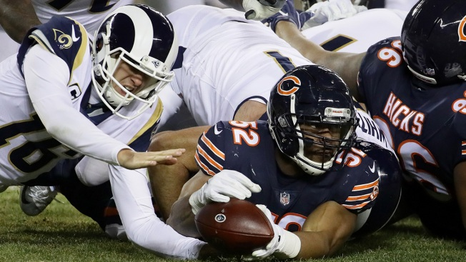 Bears Would Face High-Profile Rematch With Sunday Win