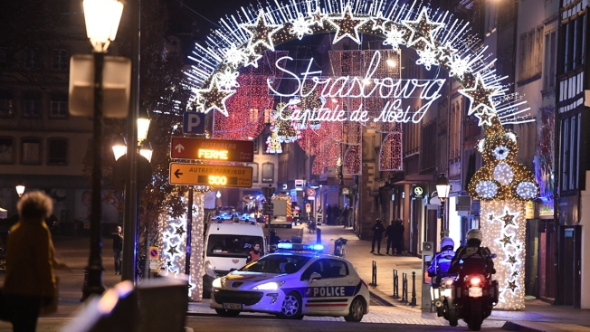 4th Victim Dies After France Christmas Market Shooting