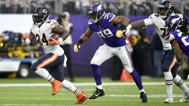 Bears Beat Vikings to Finish Off Remarkable Regular Season