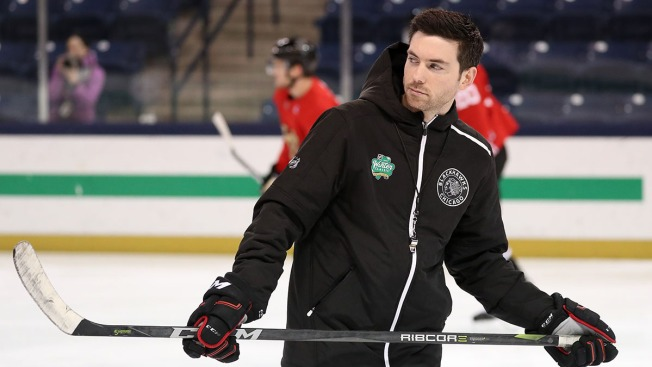 Jeremy Colliton Looks Forward to Camp With New Look Blackhawks