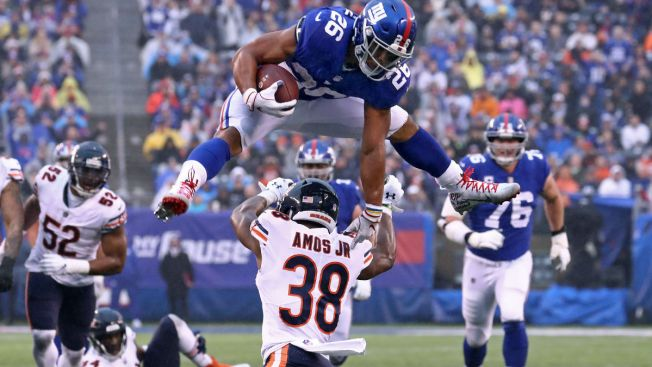 Chicago Bears' Winning Streak Snapped in Loss to Giants
