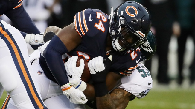 Jordan Howard's Future With Bears Sparks Speculation
