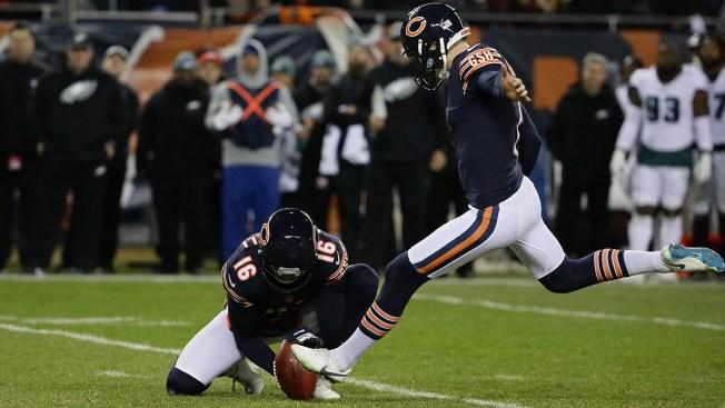 Cody Parkey Misses Last-Second Field Goal as Bears Lose