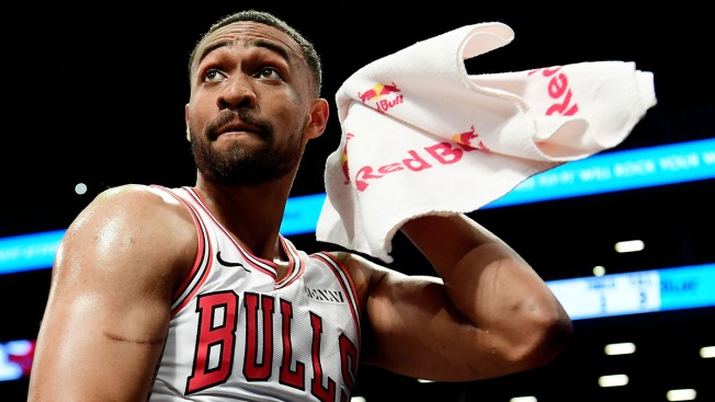 Chicago Bulls Acquire Otto Porter, Send Jabari Parker to Wizards, Reports Say