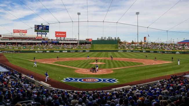 Kris Bryant Homers as Cubs Beat White Sox in Spring Training Showdown