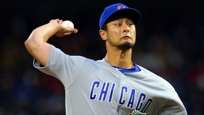 1bb3a2d60 Yu Darvish Has Wild Debut in First 2019 Start - NBC Chicago