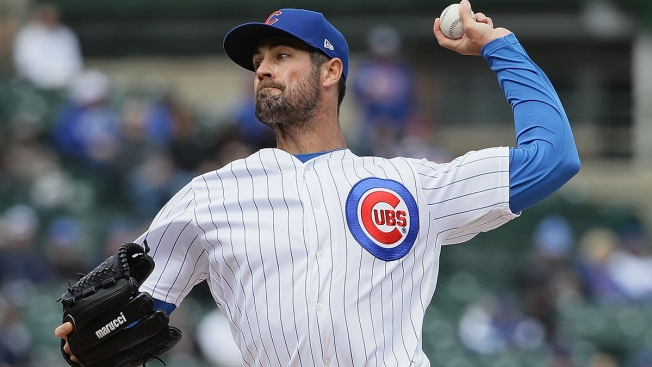 Cole Hamels Dominates as Cubs Beat Angels at Wrigley Field