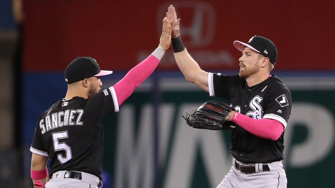 Lucas Giolito Dominant Again as White Sox Down Blue Jays
