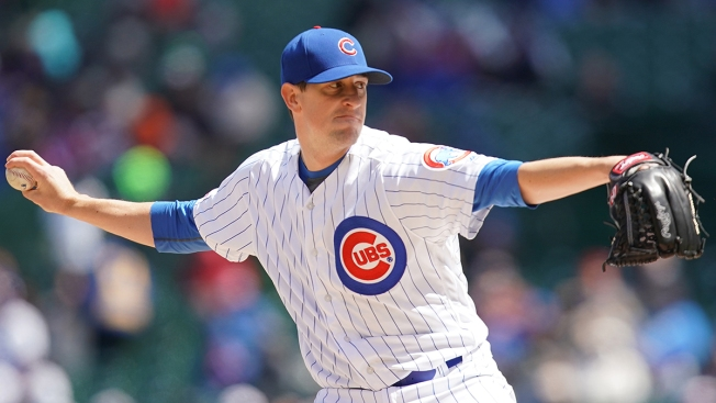 Cubs Get Back to .500 With Victory Over Diamondbacks
