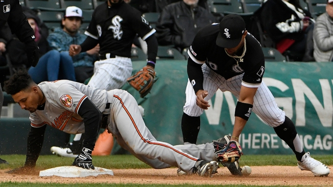 White Sox Drop Game 1 of Doubleheader to Orioles