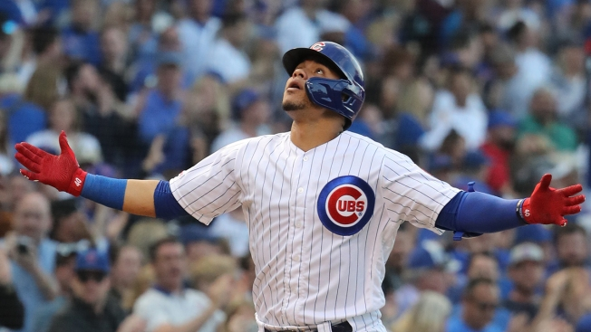 7th Straight Win Propels Cubs to Sweep of Cardinals, 1st Place in Division