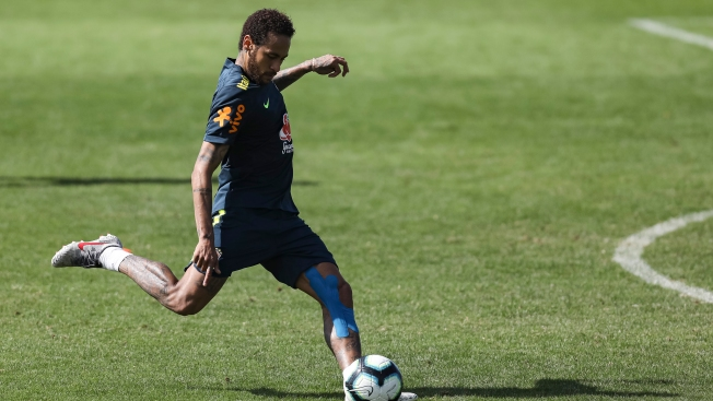 Woman Accuses Brazilian Soccer Star Neymar of Rape, But Player Says He Was Set Up