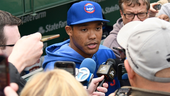Addison Russell Non-Tendered by Cubs, Making Him a Free Agent
