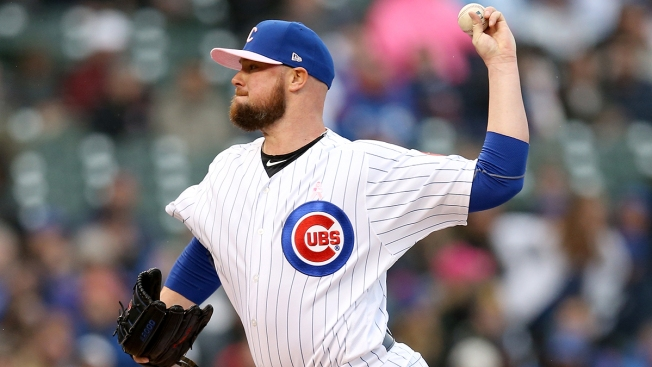 Jon Lester, Kris Bryant Power Cubs Past Brewers in Series Finale