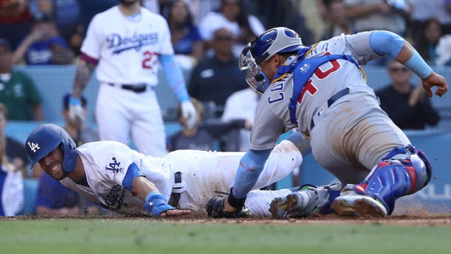 Chicago Cubs Fall Again to Dodgers in Series Finale