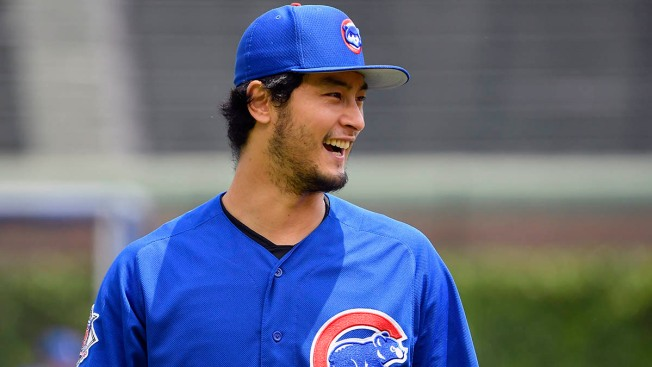 Yu Darvish Teases Anthony Rizzo After Gold Glove Win