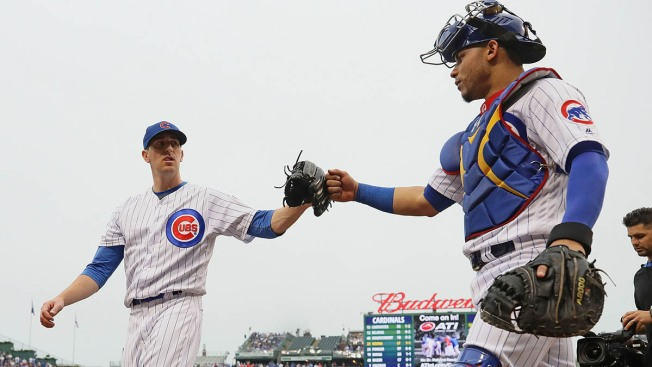Chicago Cubs Finish Off Sweep of Cardinals Behind Strong Kyle Hendricks Outing