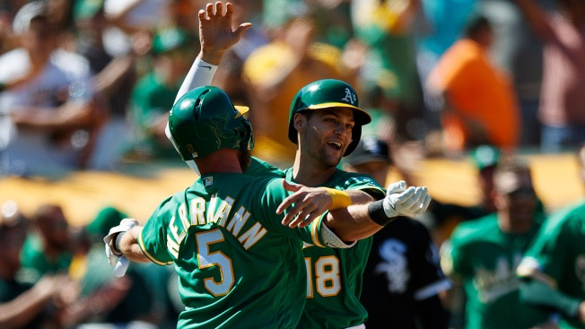 White Sox Swept by A's as Oakland Woes Continue