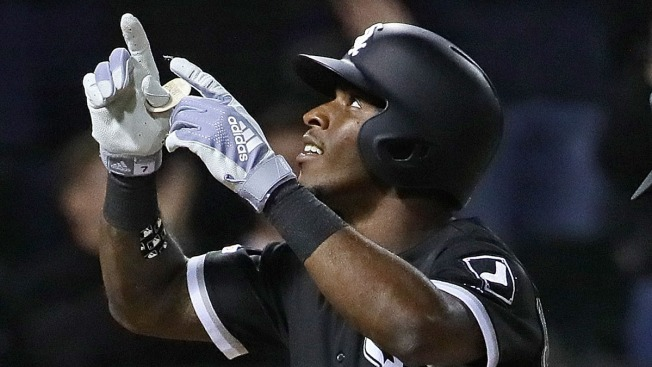 White Sox Powered to Victory by Tim Anderson, Leury García Long Balls