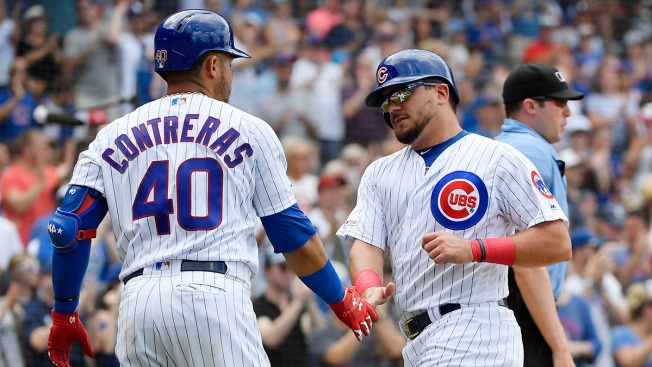 Chicago Cubs Get Big Games From Jon Lester, Willson Contreras in Victory
