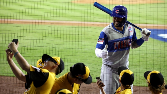 Cubs, Anthony Rizzo Beat Pirates in Little League Classic