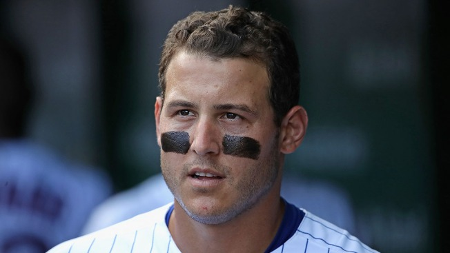 Anthony Rizzo to Bat Lead-Off in Shocking Return to Cubs' Lineup