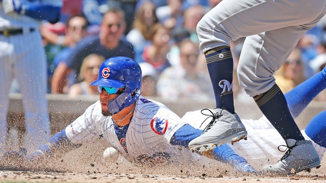 Cubs Keep Up Home Dominance in Win Over Brewers