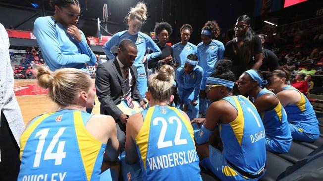 Chicago Sky to Host Phoenix Mercury in WNBA Playoffs' Opening Round