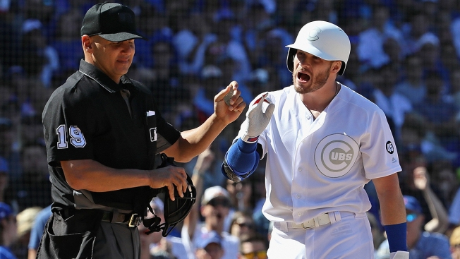 Cubs Fall to Nationals in Another Rough Loss at Wrigley