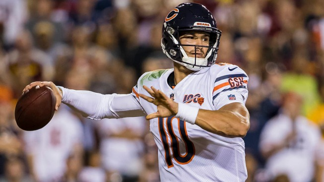 Bears vs. Redskins: Coolest Stats of the Game