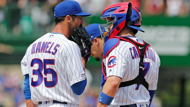 Cubs' Offense Sputters in Loss to Brewers