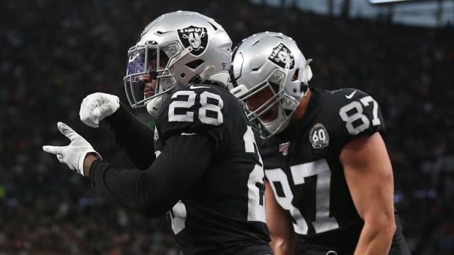 Raiders Stun Bears, Seize Victory in London Showdown