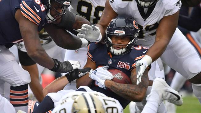 Stats of the Game: Bears Make History vs. Saints