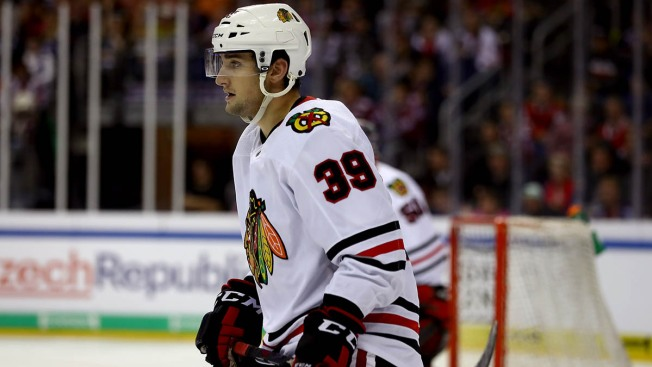 Blackhawks Make Roster Moves, Cutting Wedin and Gilbert